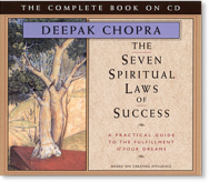 The Seven Spiritual Laws of Success (Audio CD)