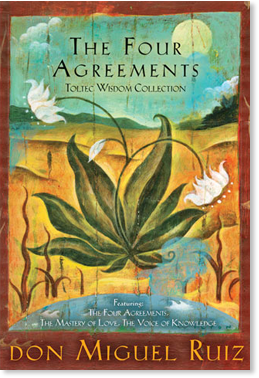 The Four Agreements Toltec Wisdom Box Set