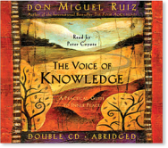 The Voice of Knowledge (Audio CD)