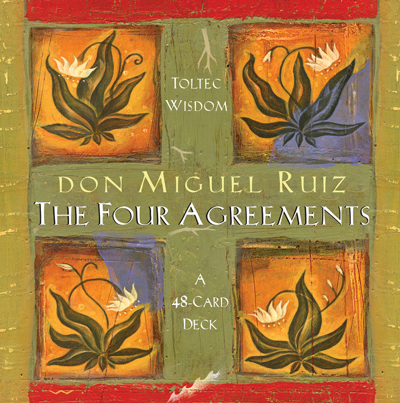 The Four Agreements Card Deck Amber Allen Publishing Inc