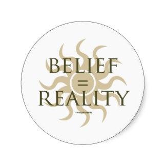 Change Your Belief