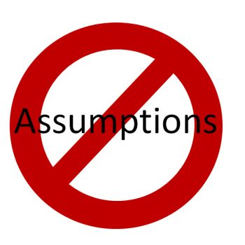 Tracking and Blasting Assumptions, HeatherAsh Amara, Living The Four Agreements