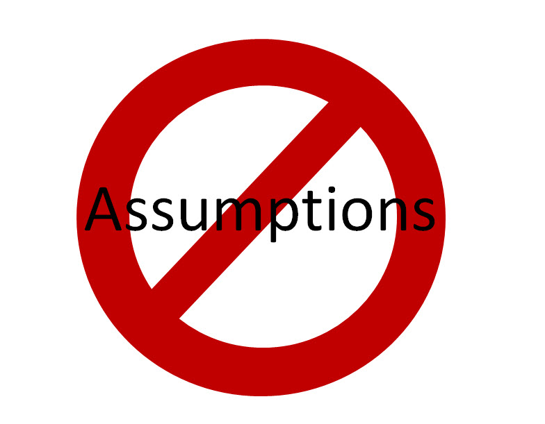 Tracking and Blasting Assumptions, HeatherAsh Amara, Living The Four Agreements